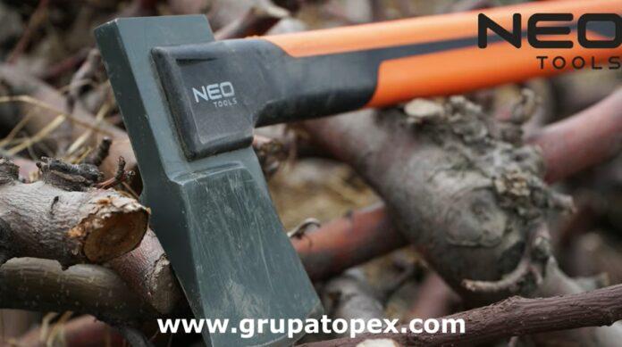 Siekiera Neo Tools 27-032 dla profesjonalistów