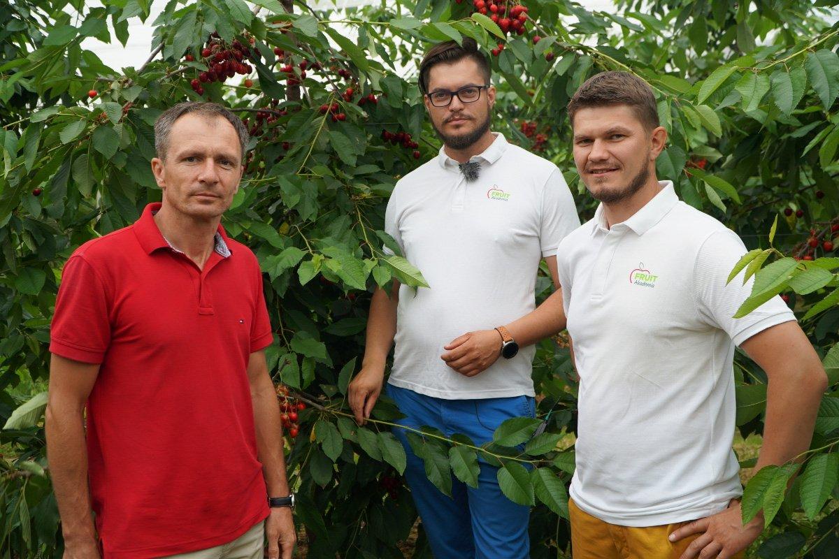 12-hektarów czereśni pod zadaszeniem VOEN – dzień z doradcami FruitAkademia [Video]