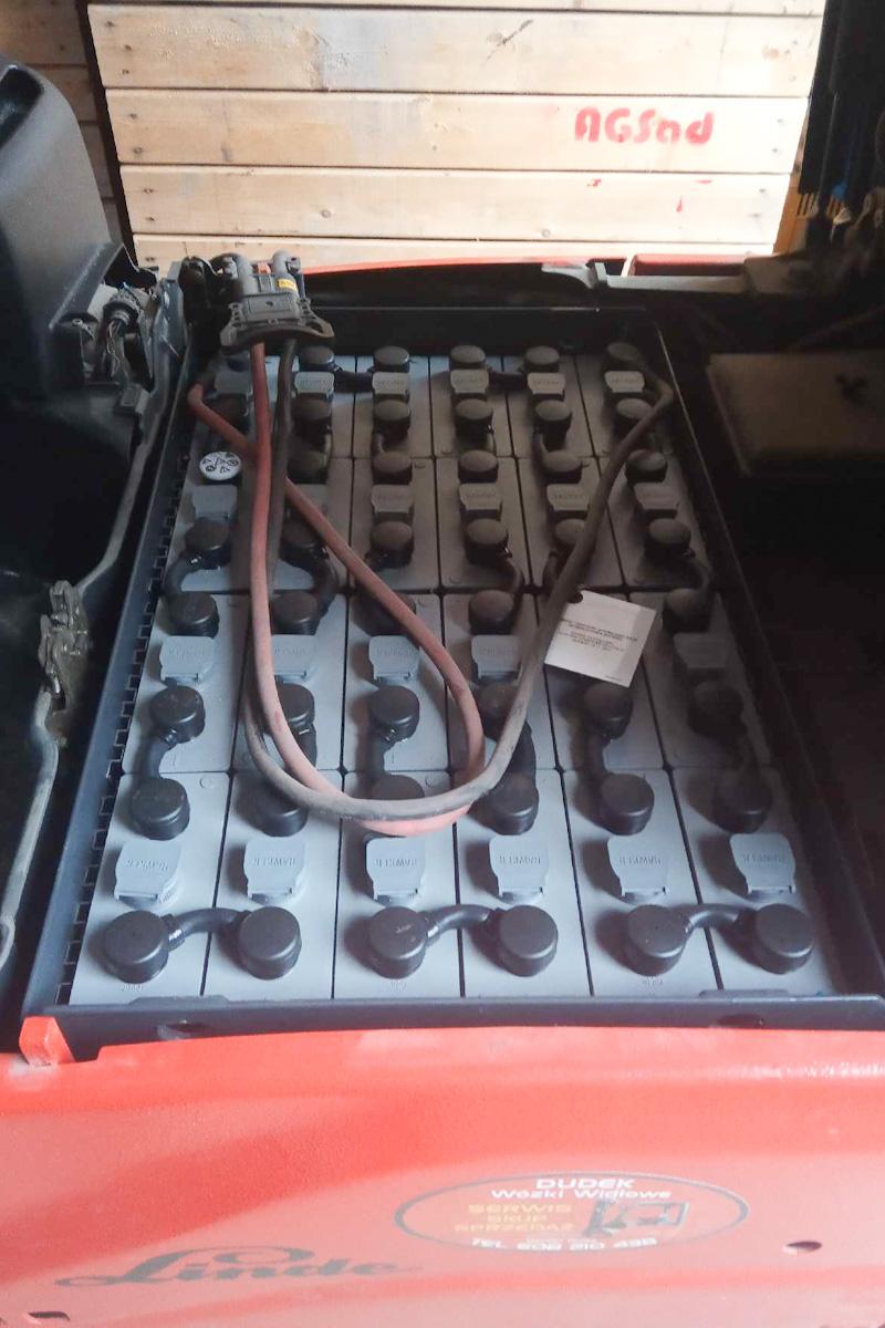 bateria do wózka