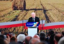Prezes PiS obiecuje odbudowę polskiego przetwórstwa