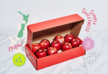 Gala jabłka